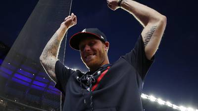 Mike Foltynewicz's dominating performance puts him in elite company
