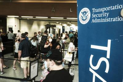 TSA: Number of guns found at checkpoints in 2021 sets 20-year mark