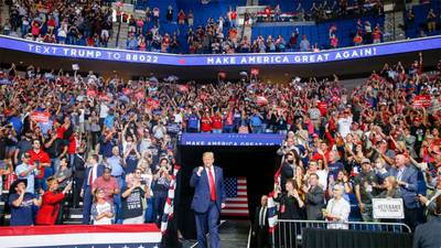 2 more Trump staffers test positive for COVID-19 following Tulsa rally