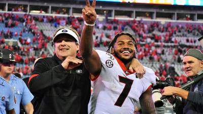 UGA vs Florida Game Photos 110219