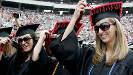 UGA to hold makeup spring commencement tonight in Sanford Stadium