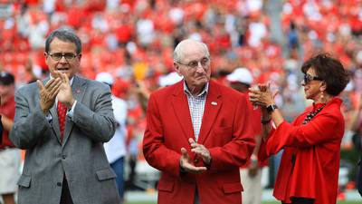 Attention Bulldog fans: Vince Dooley is on Cameo
