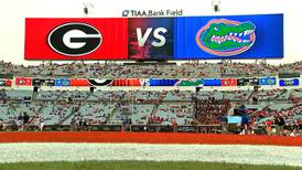 Two Gators suspended for first half against Dogs, Mullen fined by SEC