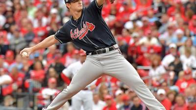 Mike Soroka's historic start helps Braves take NLDS lead