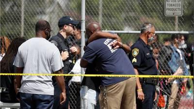 Teen boy arrested after shooting at Virginia high school
