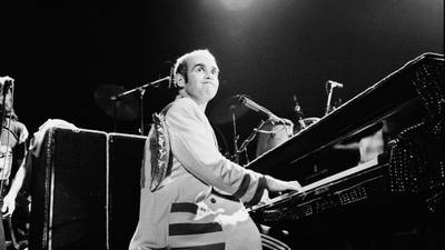 Elton John to stream classic concerts to raise money for COVID-19, AIDS foundation