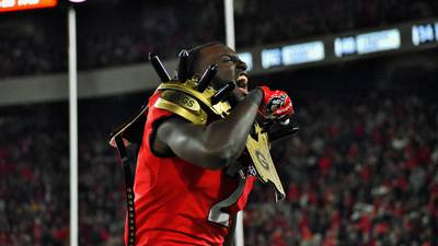 UGA vs Missouri Game Photos 110919