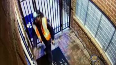 RAW VIDEO: DeKalb police searching for alleged package thieves