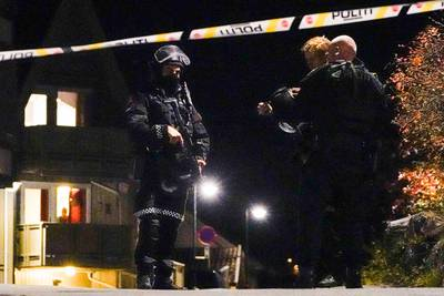 5 killed, 2 injured in bow and arrow attack in Norway, suspect named in terrorist attack
