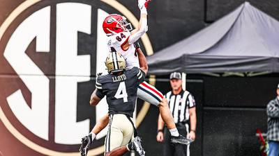 Georgia football: The crazy story on where Ladd McConkey was headed before his UGA offer
