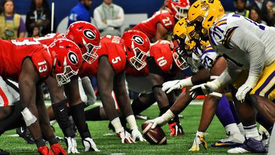 Photos: UGA vs LSU SEC Championship Game